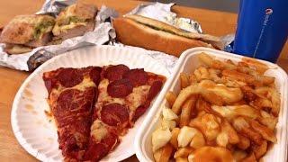 getlinkyoutube.com-Costco Food Court Challenge (Canadian Edition)