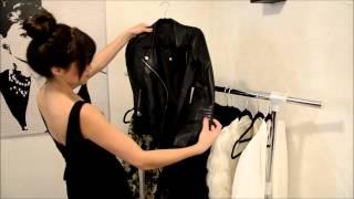 getlinkyoutube.com-Tres diferentes looks llevando un vestido negro (LBD)