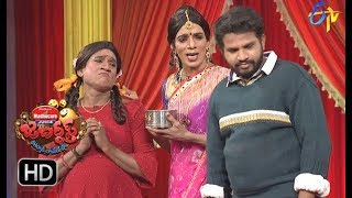 Hyper Aadi, Raising Raju Performance   Jabardasth   18th January 2018     ETV  Telugu