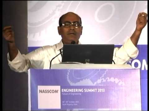 NASSCOM Engineering Summit 2013 - Panel Discussion I: India Impact of Engineering
