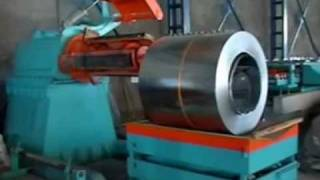 getlinkyoutube.com-ROLL FORMING MACHINE (27/200 TRAPEZOIDAL SHEET)
