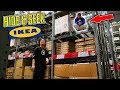 CRAZY HIDE AND SEEK GAME IN IKEA!!