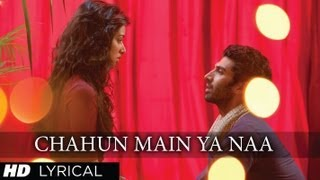 "getlinkyoutube.com-""Chahun Main Ya Naa"" Aashiqui 2 Full Song With Lyrics 