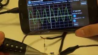 getlinkyoutube.com-Celular android como osciloscopio y medición de corriente alterna (moroleon UNO)