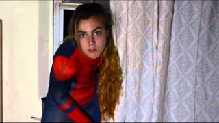 getlinkyoutube.com-Spider Girl Experimental Trailer