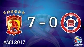 getlinkyoutube.com-Guangzhou Evergrande FC vs Eastern SC (AFC Champions League 2017 : Group Stage)