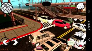 getlinkyoutube.com-Grand Theft Auto: San Andreas Mobile [Modern Mod]