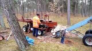 getlinkyoutube.com-Firewood processor Vlieland.wmv