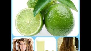getlinkyoutube.com-Clareando o cabelo suco de limão - Esclarecendo duvidas