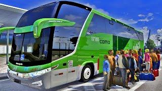 getlinkyoutube.com-Ônibus Rodoviário - Rodando Pelo Brasil