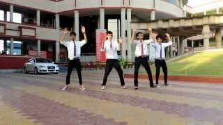 getlinkyoutube.com-Dirty Work - Austin Mahone, Choreography by Bhumeet