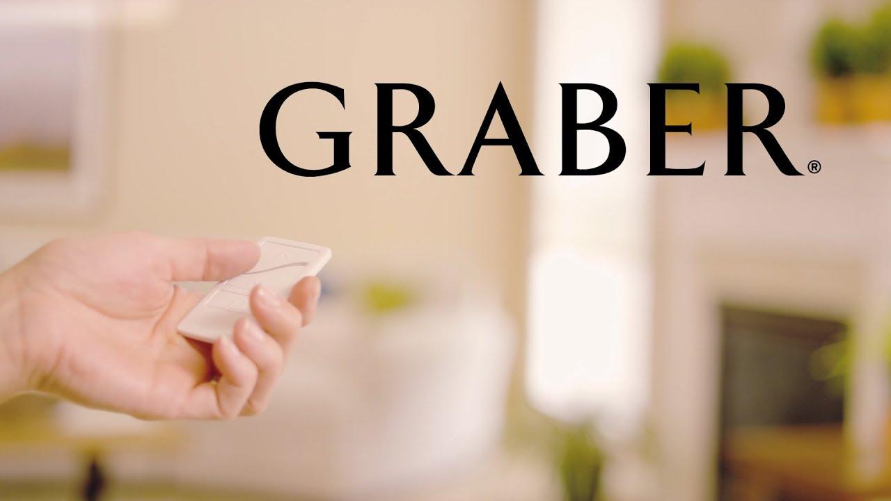 Graber Motorized Shades Video