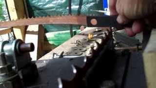 getlinkyoutube.com-DIY Bandsaw mill blade Sharpener