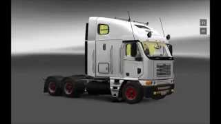 """Freightliner Argosy"" (Euro Truck Simulator 2)"