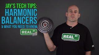 getlinkyoutube.com-Do I need a Harmonic Balancer Crank Damper? - Jay's Tech Tips #31 - Real Street Performance