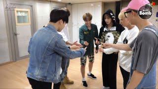 getlinkyoutube.com-[BANGTAN BOMB] 방탄소년단 '뱁새' Dance Practice (흥 ver.)