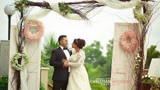getlinkyoutube.com-Grand Christian Wedding at Crowne Plaza Kochi
