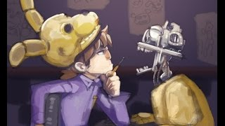 getlinkyoutube.com-FNAF 3 | Purple Guy and Spring Trap | ENG |