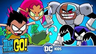 Teen Titans Go!   Bad Luck Pinch   DC Kids