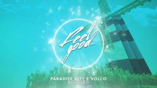 getlinkyoutube.com-Gorillaz - Feel Good Inc (Paradise City & Volco Bootleg)