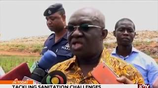 Tackling Sanitation Challenges - Joy News Today (13-3-18)
