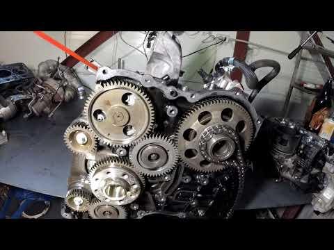 Снятие двигателя ОМ 651 Спринтер 2012г.