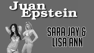 getlinkyoutube.com-Sara Jay & Lisa Ann on Juan Epstein