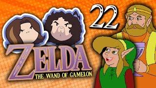 getlinkyoutube.com-Zelda The Wand of Gamelon: New Ditty - PART 22 - Game Grumps