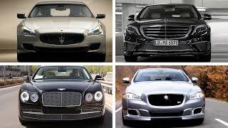 getlinkyoutube.com-TOP 10 Luxury Sedan Cars 2015