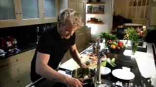getlinkyoutube.com-How to make fresh chicken stock   Gordon Ramsay   YouTube