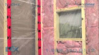 How To Install Recessed Shower Shelf By Dix Systems Youtube