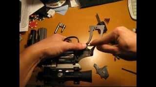 getlinkyoutube.com-Swapping a .22LR 6-Shot Cylinder for a 10-Shot Cylinder