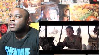 getlinkyoutube.com-Star Wars - The Force Awakens - International Trailer REACTION!!!