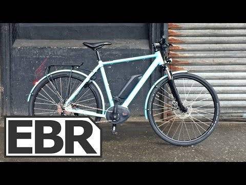 Riese & Müller Roadster Touring HS Video Review - Fast City Electric Bike with Fenders