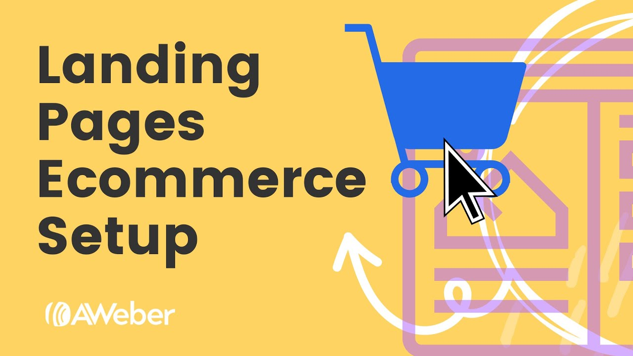 Setting up an Ecommerce Landing Page Step by Step