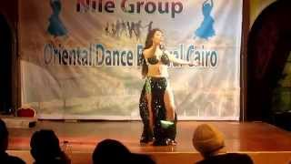 getlinkyoutube.com-Kambarova Ayana(AMAR), Nile group festival (february 2015) 3 rd winner