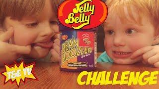 getlinkyoutube.com-Jelly Belly Bean Boozled Boys challenge T&E TV