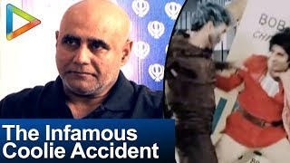 Puneet Issar Clarifies The Infamous Coolie Accident