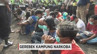 getlinkyoutube.com-Kampung Narkoba di Priok Digerebek, 27 Orang Ditahan