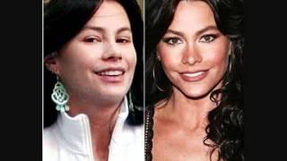 getlinkyoutube.com-famosas colombianas sin maquillaje