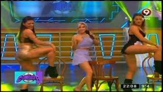 getlinkyoutube.com-¡Los chicos de Combate nos enseñan a bailar!