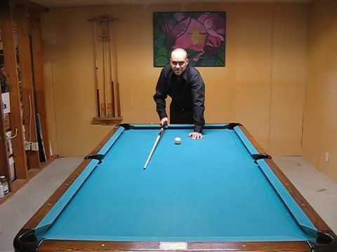 How To Play Pool: Stroke Tips and Techniques