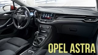 getlinkyoutube.com-2016 Opel Astra Interior