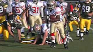 2012 TFL Season Highlight 