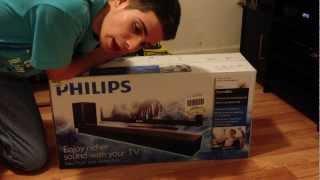 philips css2123 soundbar unboxing youtube rh youtube com