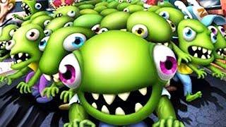 Zombie Tsunami - Hungry Zombie Eat All Human Brand New Starting