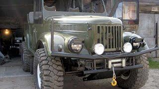 getlinkyoutube.com-#591. GAZ 69 Tuning [RUSSIAN CARS]