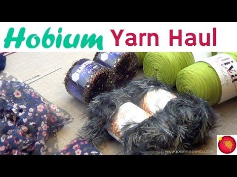 Hobium Yarn Haul