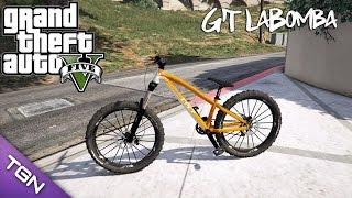 getlinkyoutube.com-GTA V - GT LaBomba Bike (Download)