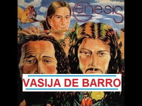 Vasija De Barro de Genesis De Colombia Letra y Video